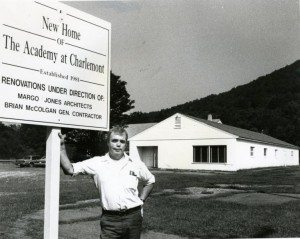 Founding Head of School Eric Grinnell