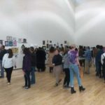 9th Annual Mass MoCA Teen Invitational – crowd shot