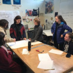 Art & Activism 5 – planning a group project