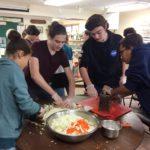 Fermentation 1d- making kimchi