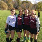 Girls Varsity Soccer – Seniors 2018