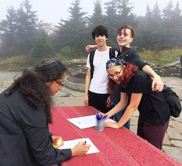 Two Academy Traditions: Mountain Day and Signing the Honor Code