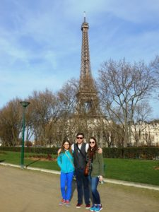 Paris Travelers 2017 – Eiffel Tower