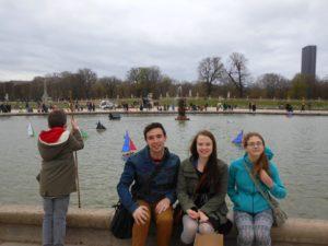 Paris Travelers 2017 – Jardins de Luxembourg