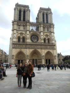Paris Travelers 2017 – Notre Dame de Paris