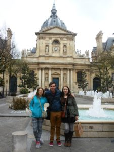Paris Travelers 2017 – Sorbonne