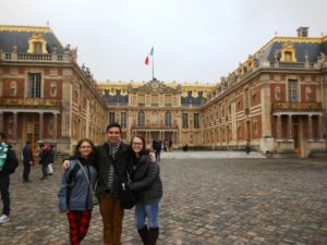 Paris Travelers 2017 – Versailles