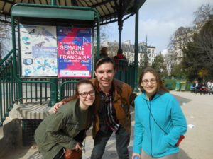 Paris Travelers 2017 – Week of French Language and Francophonie