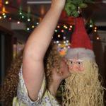 Polyglot – Kayla Kissing Santa