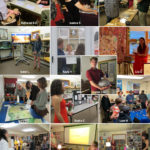 Senior Exhibition collage 2019