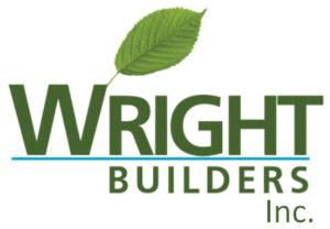 WrightBuilders. Logo