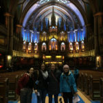 in Basilica Notre Dame